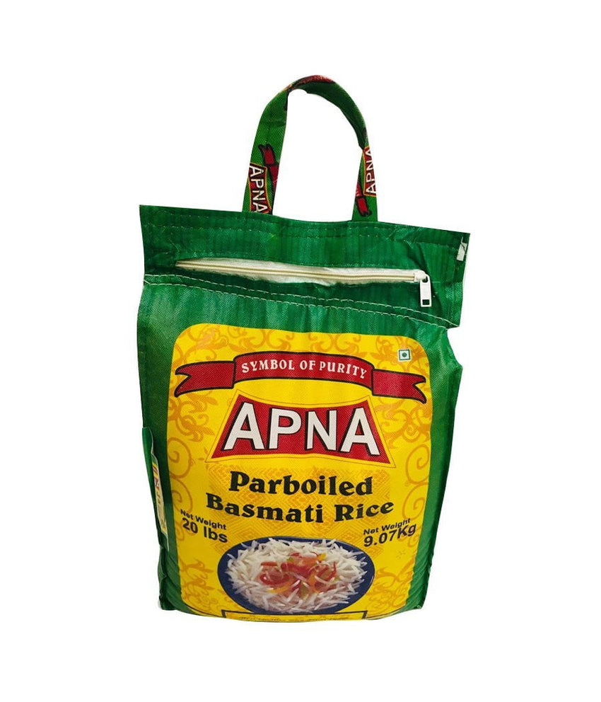 APNA – Parboiled Basmati  Rice – 20Lbs - Daily Fresh Grocery