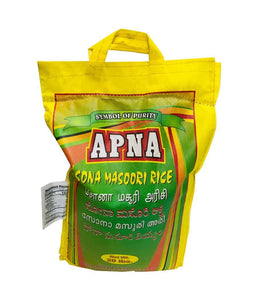 APNA – Sona Masoori Rice – 20Lbs - Daily Fresh Grocery
