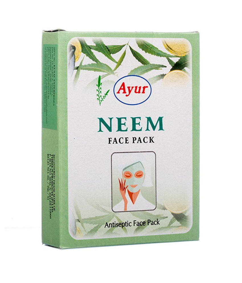 Ayur Neem Face Pack 100 gm - Daily Fresh Grocery