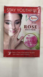 Ayur Rose Face Pack - 100gm - Daily Fresh Grocery