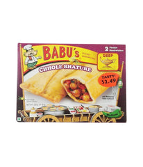 Babu's Chhole Bhature Pocket Sandwich - Daily Fresh Grocery