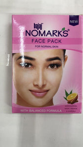 Bajaj Nomarks Face Pack - 25gm - Daily Fresh Grocery