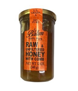 Balim 100% Pure Raw & Unfiltred Honey - 340 Gm - Daily Fresh Grocery