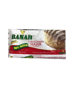 Banah Confectioners Sugar 10-X Powdered - 907 Gm - Daily Fresh Grocery
