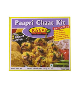 Bansi Paapri Chaat Kit - 220 Gm - Daily Fresh Grocery
