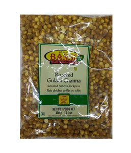 Bansi Roasted Gulabi Channa - 400 Gm - Daily Fresh Grocery
