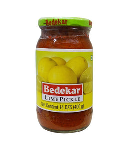 Bedekar Lime Pickle 400 gm - Daily Fresh Grocery