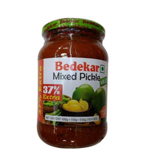 Bedekar Mixed Pickle - 550 Gm - Daily Fresh Grocery
