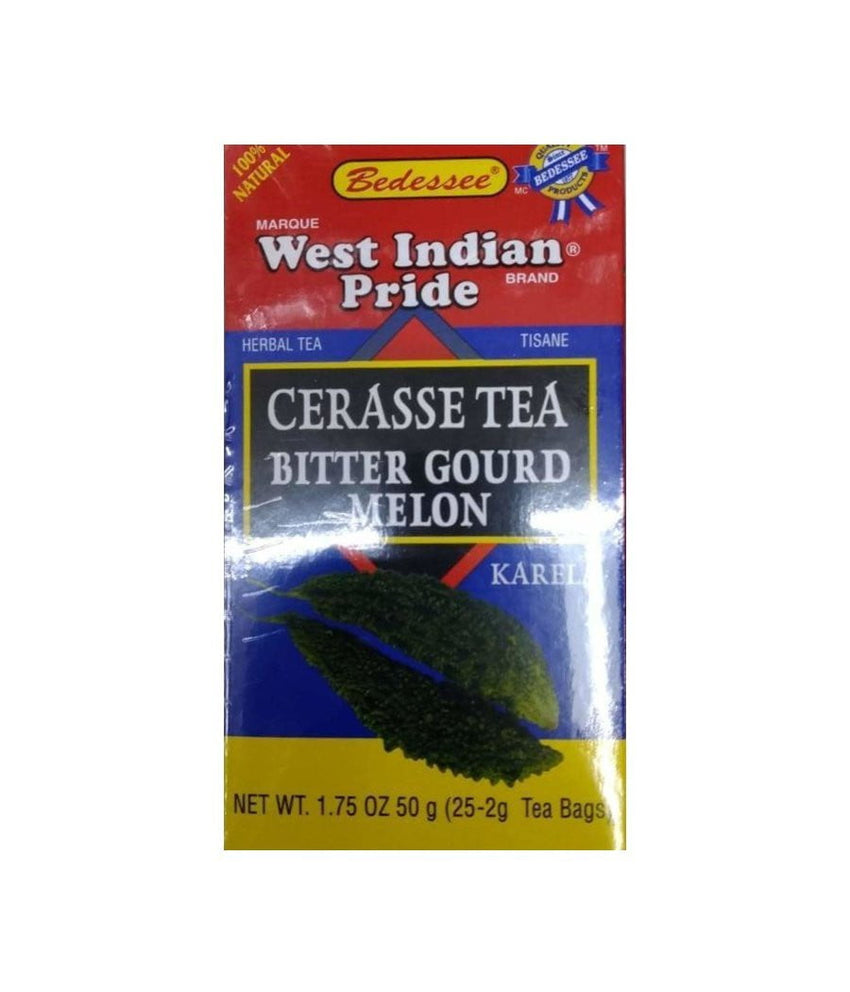 Bedessee Cerasse Tea Bitter Gourd Melon - 25-2 Gm - Daily Fresh Grocery