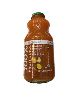 Ben Organic Orange Carrot Mix Juice - 946ml - Daily Fresh Grocery