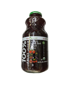 Ben Organic Super Red 7 Fruit Juice - 946ml - Daily Fresh Grocery