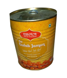 Bikaji Mini Gulab Jamun 1Kg - Daily Fresh Grocery