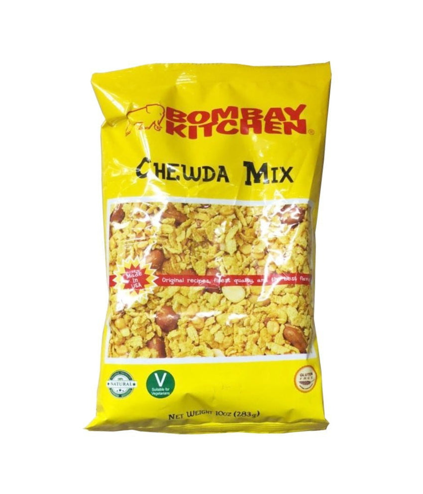 Bombay Kitchen Chewda Mix - 283 Gm - Daily Fresh Grocery