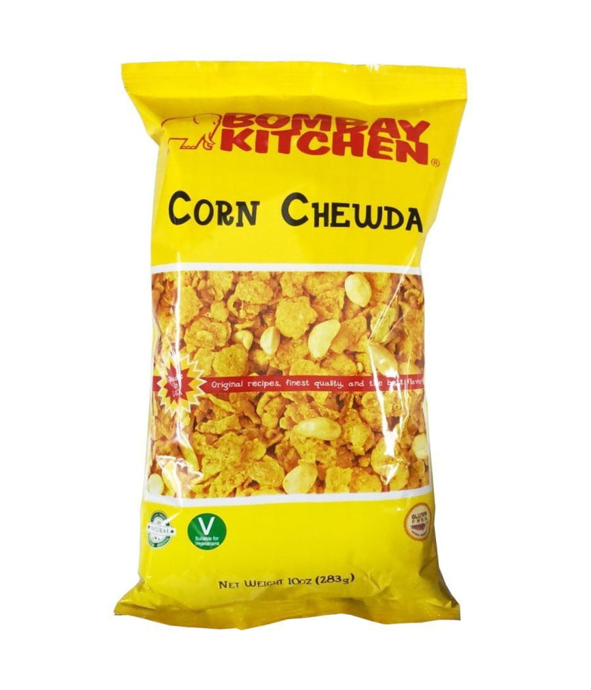 Bombay Kitchen Corn Chewda - 283 Gm - Daily Fresh Grocery