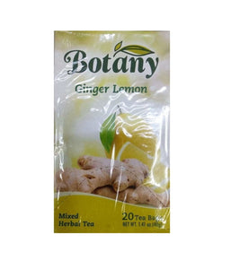 Botany Ginger Lemon Mixed Herbal Tea - 40 Gm - Daily Fresh Grocery