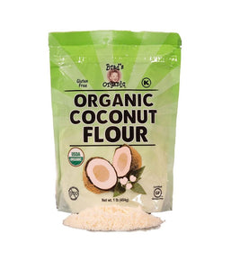 Brad's Organic Coconut Flour - 454 Gm - Daily Fresh Grocery