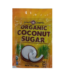 Brads Organic Coconut Sugar - 397 Gm - Daily Fresh Grocery