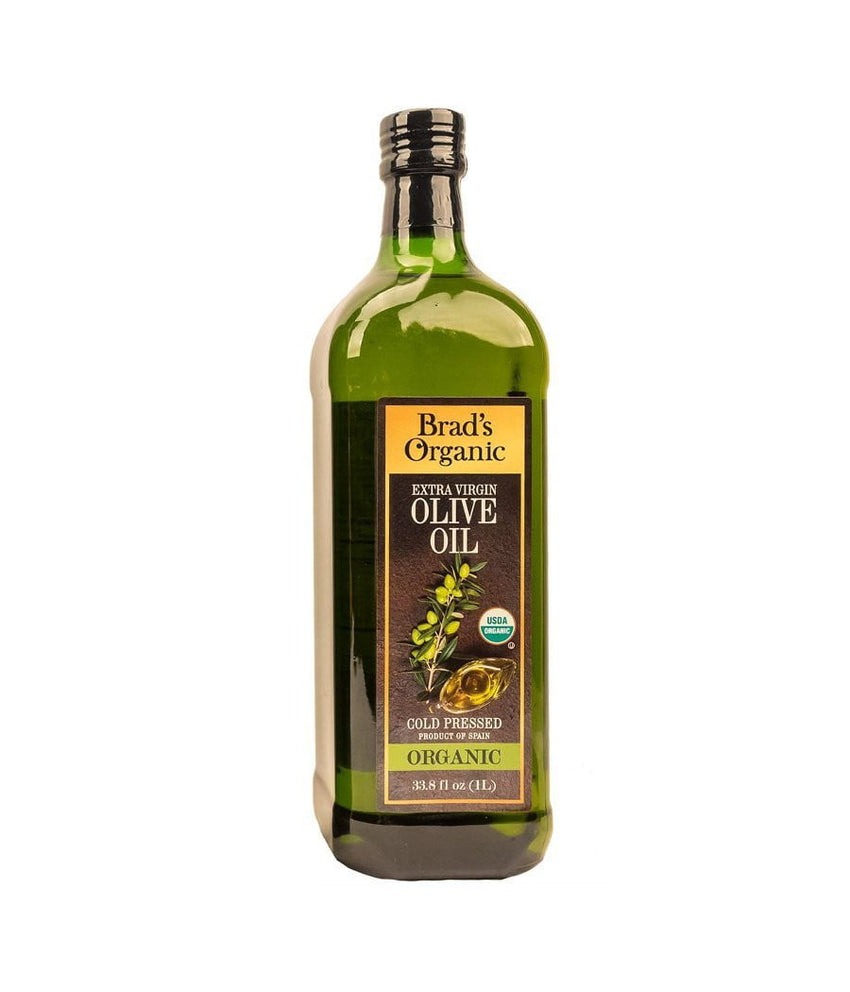 Brads Organic Extra Virgin Olive Oil - 1 Liter - Daily Fresh Grocery