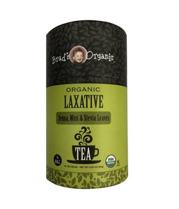 Brad's Organic Organic Laxative Sena Mint & Stevia Leavs Tea - 24 Gm - Daily Fresh Grocery