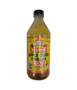Bragg Organic Apple Cider Vinegar 473ml - Daily Fresh Grocery
