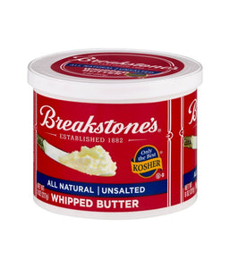 Breakstone's All Natural Unsalted Whipped Butter - Daily Fresh Grocery