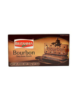 Britannia Bourbon Choco Kreme Biscuits - 780 Gm - Daily Fresh Grocery