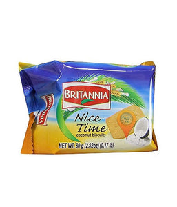Britannia Nice Time / (80g) - Daily Fresh Grocery