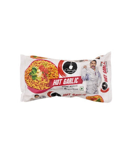 Chings Secret Hot Garlic Instant Noodles - 240gm - Daily Fresh Grocery