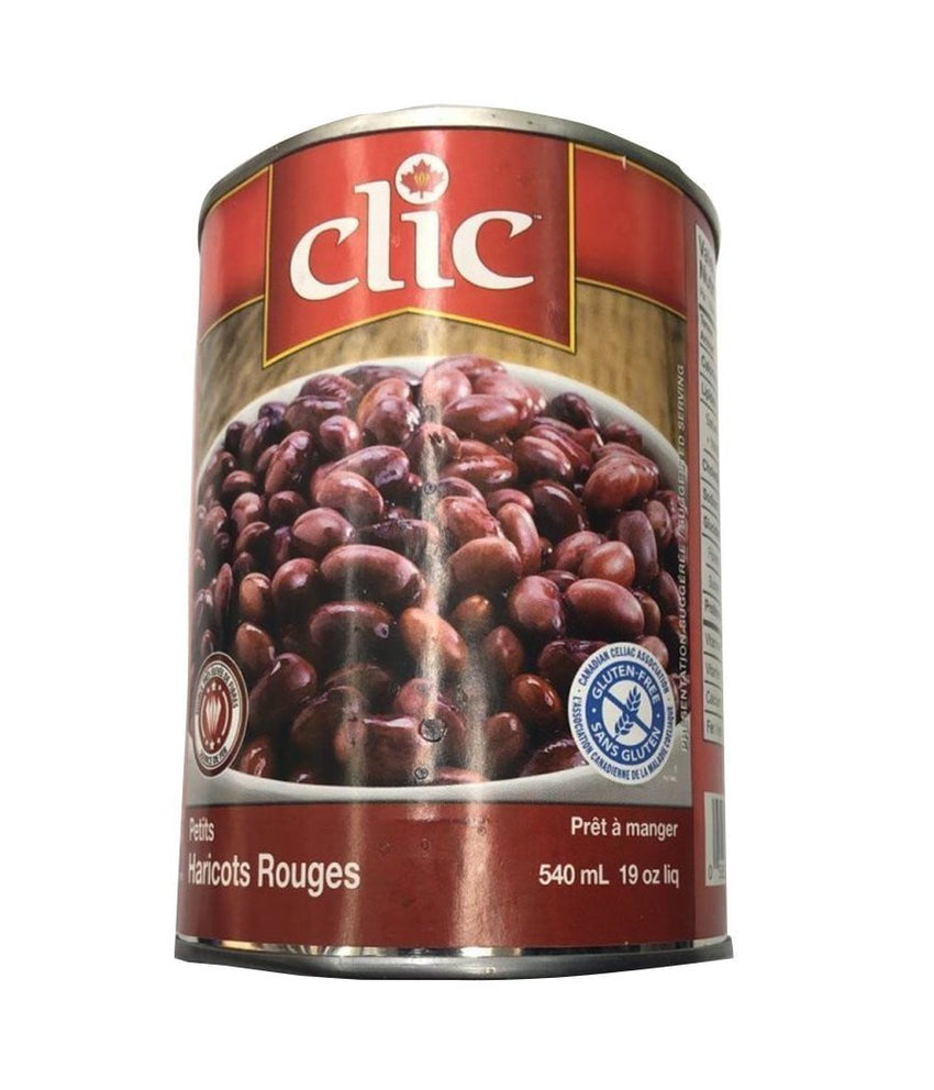 Clic Haricots Rouges - 540 Ml - Daily Fresh Grocery