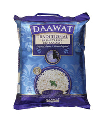 Daawat Traditional Basmati Rice - 10 lbs - Daily Fresh Grocery