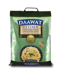 Daawat ULTIMA Extra Long Grain Basmati Rice - 10 lbs - Daily Fresh Grocery