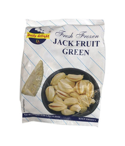Daily Delight Fresh Frozen Jack Fruit Green 400g - Daily Fresh Grocery