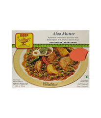 Deep Aloo Mutter Curry 10 oz - Daily Fresh Grocery