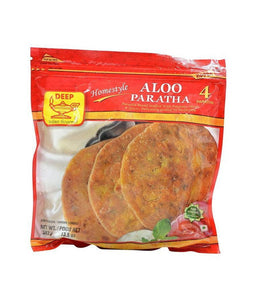 Deep Aloo Paratha 4PC - Daily Fresh Grocery