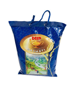 DEEP Basmati Rice - 10Lbs - Daily Fresh Grocery