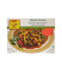 Deep Bhindi Masala Curry 10 oz - Daily Fresh Grocery