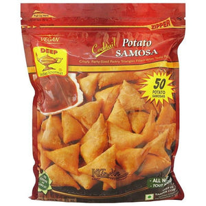 Deep Cocktail Potato Samosa - Daily Fresh Grocery