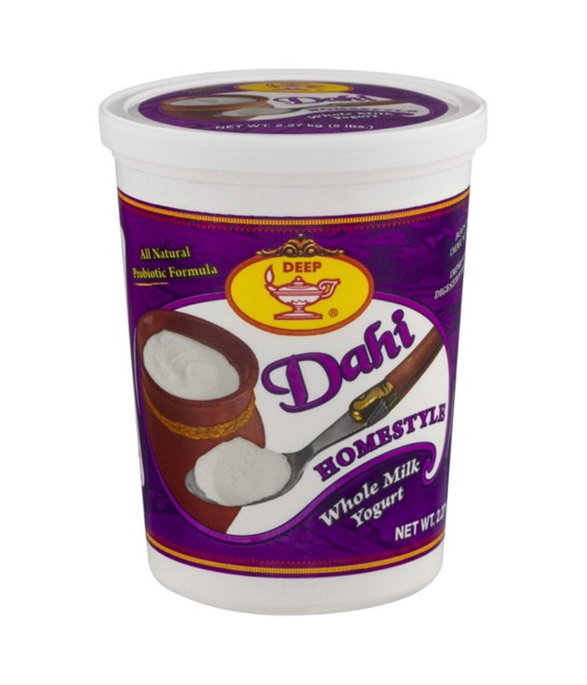 Deep Dahi Whole Milk Yogurt - Daily Fresh Grocery