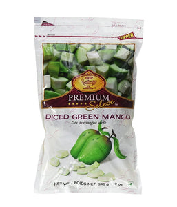 Deep Frozen Diced Green Mango - Daily Fresh Grocery