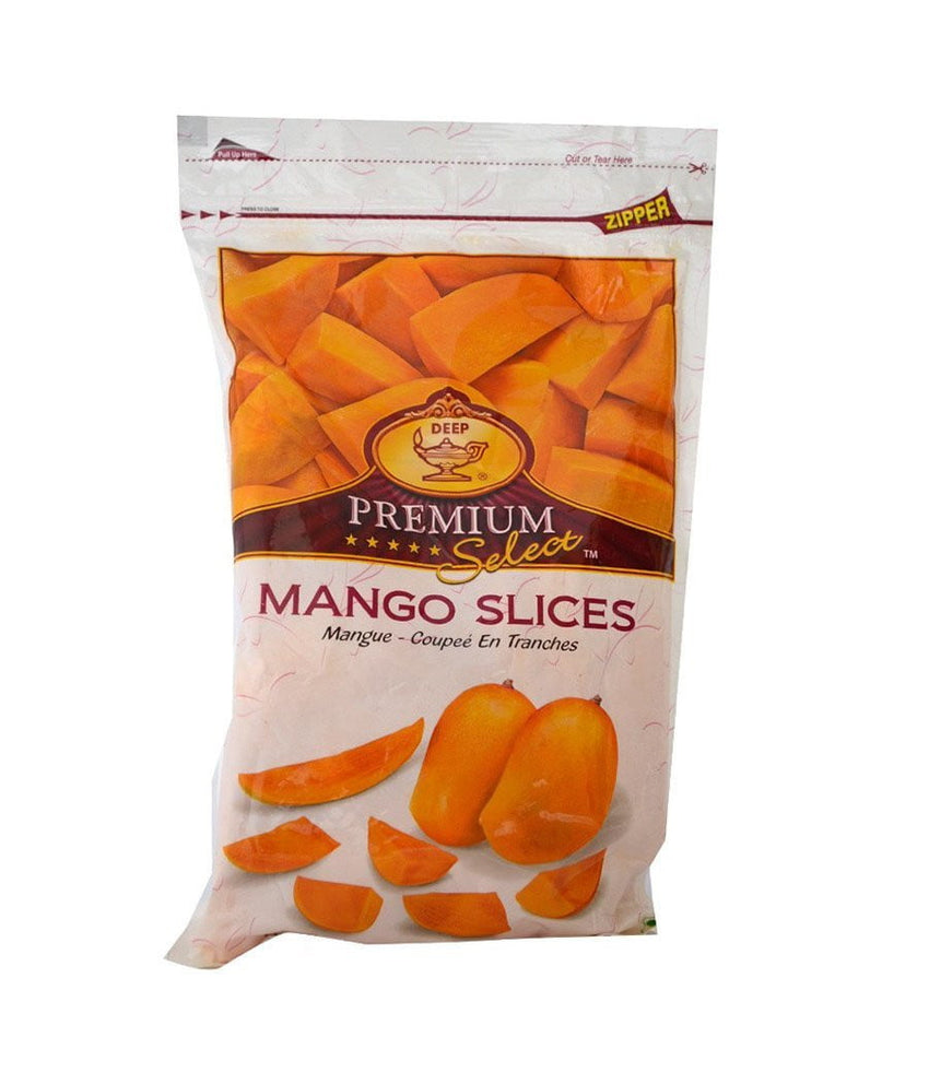 Deep Frozen Mango Slices (Kesar) - Daily Fresh Grocery