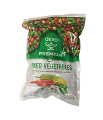 Deep Frozen Mixed Vegetables 1lbs - Daily Fresh Grocery
