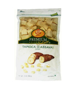 Deep Frozen Tapioca (CASSAVA) - Daily Fresh Grocery