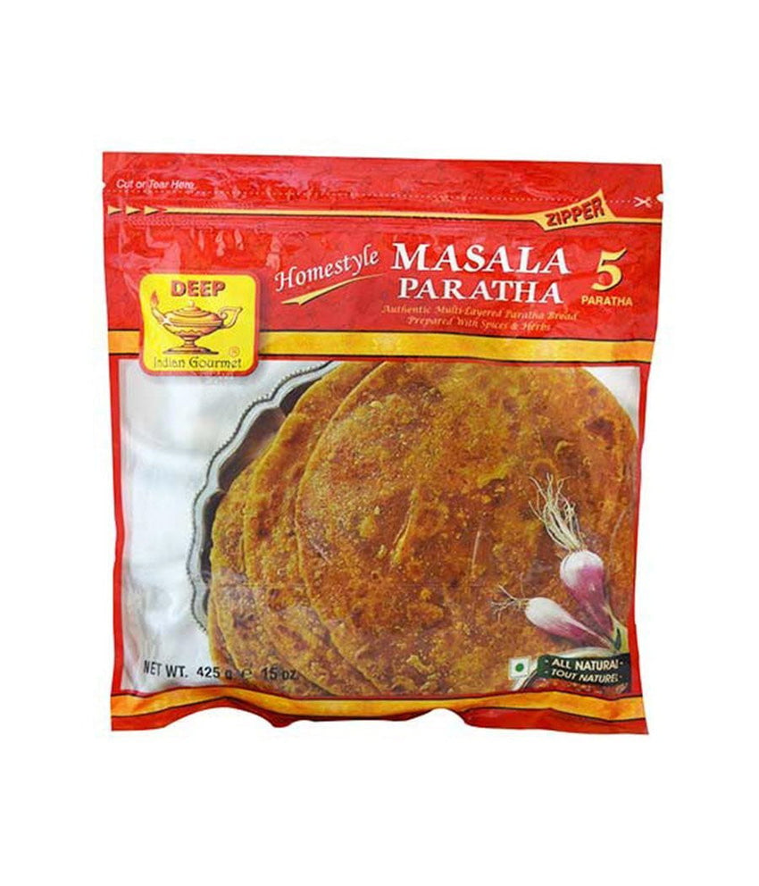 Deep Masala Paratha - 375 Gm - Daily Fresh Grocery