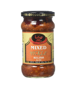 Deep Mixed Pickle In Oil 10 oz - Daily Fresh Grocery