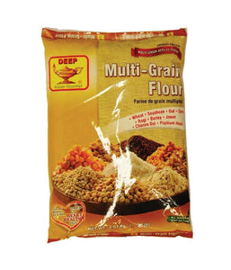 Deep Multi Grain Flour (Heart Healthy) - 20 lbs - Daily Fresh Grocery