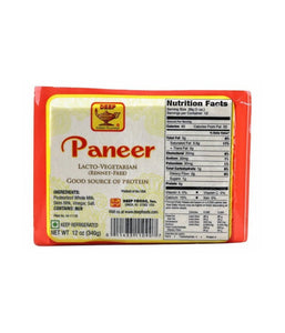 Deep Paneer 12 oz - Daily Fresh Grocery