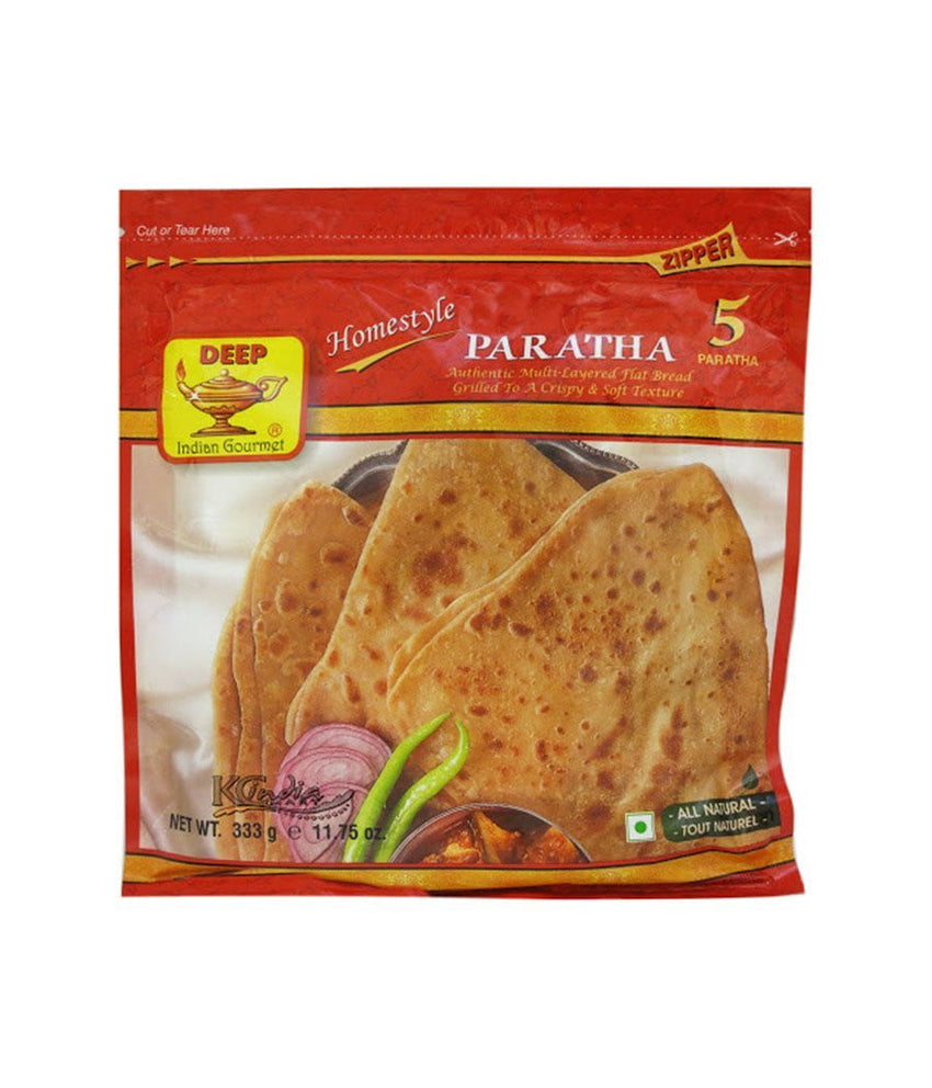 Deep Paratha - 333 Gm - Daily Fresh Grocery