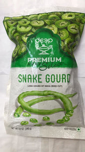 Deep Frozen Snake Gourd - 12 oz - Daily Fresh Grocery