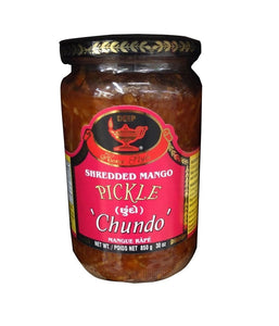 Deep Shredded Mango Pickle - 850 Gm - Daily Fresh Grocery