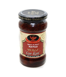Deep Sweet & Spicy Mango Pickle - Daily Fresh Grocery
